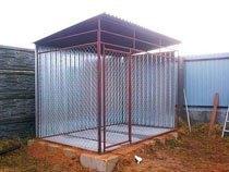 Строительство птичников из металлоконструкций в Анапе