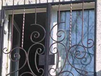 решетки из металла в Анапе