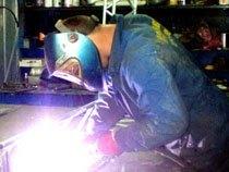 Восстановление посадочных мест металлаконструкций г.Анапа