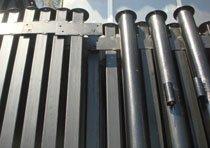 Металлические столбы в Анапе изготовление и монтаж г.Анапа