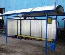 Изготовление автобусных остановок г.Анапа